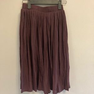 2 for $80 | Aritzia | Wildred | Pleated Skirt